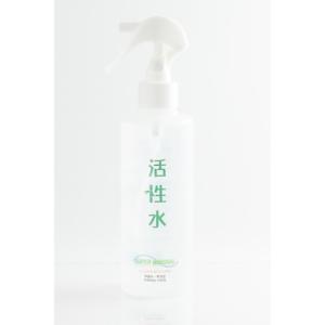 活性水スプレー 【環境にやさしい竹炭ミネラルミスト】髪・全身用